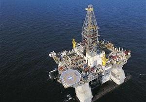 Украина потребует от разработчиков Черноморского шельфа по $300 млн