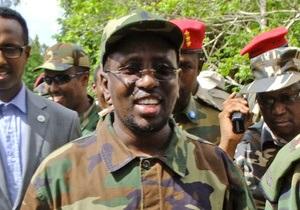 Ісламісти обстріляли кортеж президента Сомалі