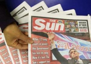 Интервенция. Британский таблоид придет на украинский рынок во время Евро-2012