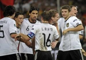 Німеччина оголосила остаточний склад на Євро-2012