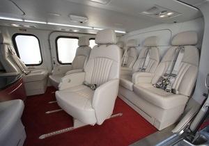 Оренда двох вертольотів і літака для Януковича коштує 8 млн гривень