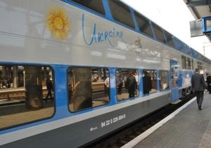 Перший поїзд Skoda виїхав із Донецька до Харкова на годину раніше без попередження пасажирів