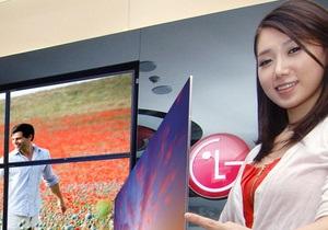 LG представила екран для смартфонів із роздільною здатністю Full HD