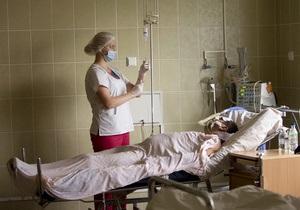 Дев ять журналістів, які отруїлися в Донецьку, залишаються в лікарнях