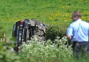 На ралли в Ирландии машина врезалась в толпу зрителей: есть погибшие и пострадавшие