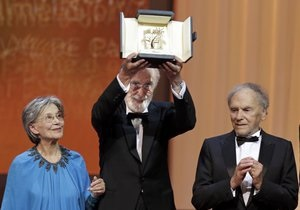 Золоту пальмову гілку Каннського кінофестивалю отримав Міхаель Ханеке