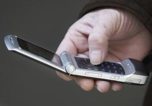 Доходы от мобильной сотовой связи в апреле снизились до 2,5 млрд грн