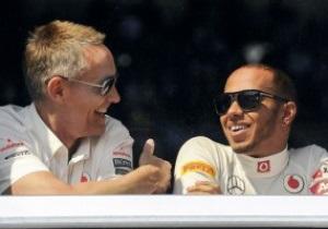 ESPN: McLaren запропонує Хемілтону контракт на 100 млн фунтів
