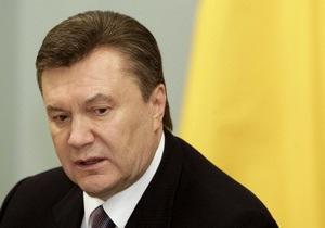 Янукович прийняв відставку заступника міністра агрополітики Сергія Мельника