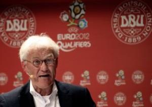 Данія доукомплектувала склад на Євро-2012