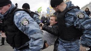 Amnesty International: в Україні панує міліцейське свавілля
