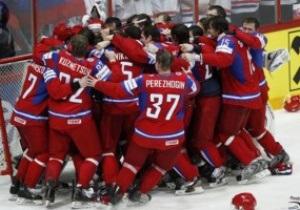 Збірній Росії з хокею за перемогу на ЧС подарують персні