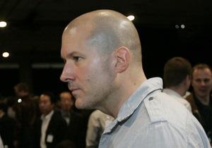 Главный дизайнер Apple Джонатан Айв посвящен в рыцари