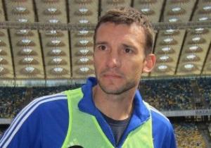 Шевченко: Не исключаю, что стану тренером