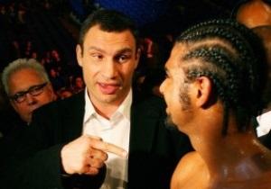 Менеджер Кличко: Мы предлагали Хэю провести бой в сентябре, но он выбрал Чисору