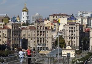У центрі Києва на Прорізній перекрили рух на дві доби