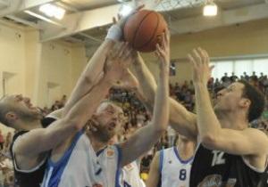 Баскетбол: Донецк в шаге от чемпионства