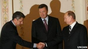 ВВС Україна: Газові переговори повернулися до  точки неповернення