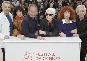 Канни-2012: У фільмі 89-річного кінокласика актори зіграли самих себе