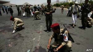 Вибух під час репетиції параду в Ємені: 63 загиблих