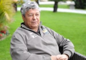 Луческу: Сборной Украины по силам выйти в полуфинал