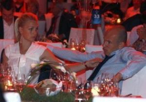 Немецкая пресса назвала Роббена виновным в поражении Баварии в финале Лиги Чемпионов