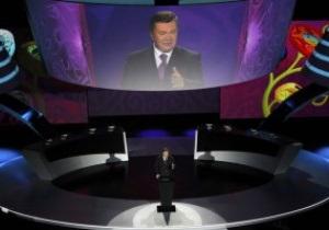 Янукович: Успешная подготовка к Евро – повысит доверие к Украине в мире