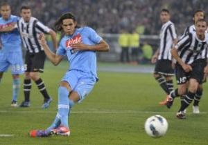 Наполи выиграл Кубок Италии, нанеся Ювентусу первое поражение в сезоне