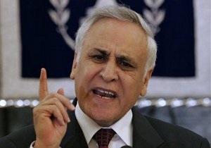 Екс-президента Ізраїлю на 7 годин відпустили з в язниці