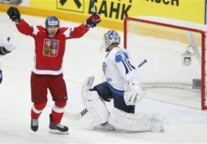 Збірна Чехії стала бронзовим призером ЧС з хокею