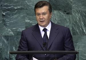 Янукович вирушив на саміт НАТО