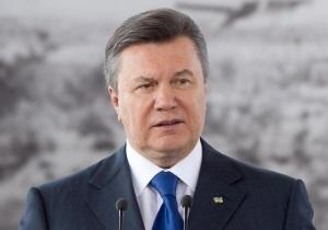 Янукович: Україна готова відповісти на звинувачення Європи