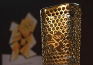 В Великобритании стартовала эстафета Олимпийского огня