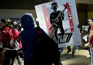 В канадському Квебеку заборонили студентські протести