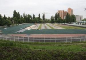 В Киеве демонтируют главный легкоатлетический стадион ради автобусной стоянки к Евро-2012