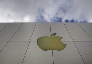 Капитализация Apple упала ниже планки в $500 млрд
