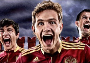 Ризикові хлопці. Збірна Росії оселиться в небезпечному місці на час Євро-2012