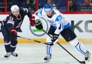 Финляндия победила США в четвертьфинале ЧМ по хоккею