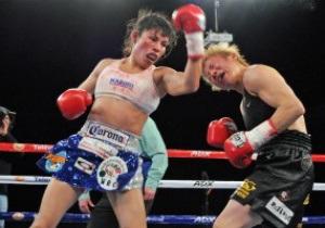 Чемпионка мира по боксу уходит в декрет