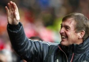 Ливерпуль уволил главного тренера