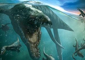 Морські динозаври хворіли на артрит - британські вчені