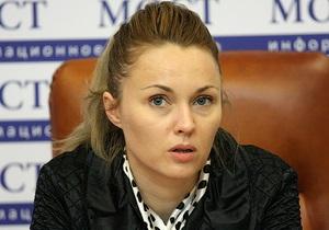 Екс-заступник голови Дніпропетровської облради заявила про причетність віце-губернатора до вибухів у місті
