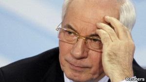 Азаров обговорив з Ештон політичну ситуацію в Україні
