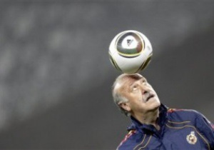 Испания обнародовала предварительную заявку на Евро-2012