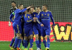Интер покажет контрольные матчи сборной Украины накануне Евро-2012