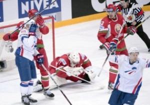 ЧМ по хоккею: Беларусь уступила Франции, Латвия проиграла Дании