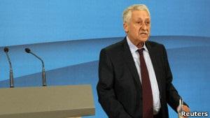 Розкол у таборі лівих став на заваді коаліції у Греції
