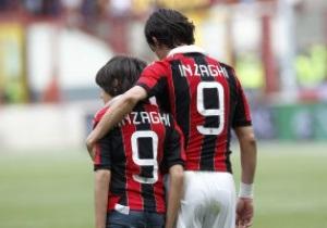 Фотогалерея: Конец эпохи. Милан и Ювентус попрощались с легендами итальянского футбола
