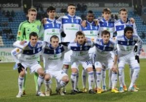 Киевское Динамо будет cеянным в квалификации Лиги Чемпионов