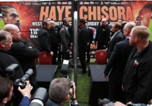 Эксперт: Бой Хэй vs Чисора - гвоздь в крышку гроба бокса